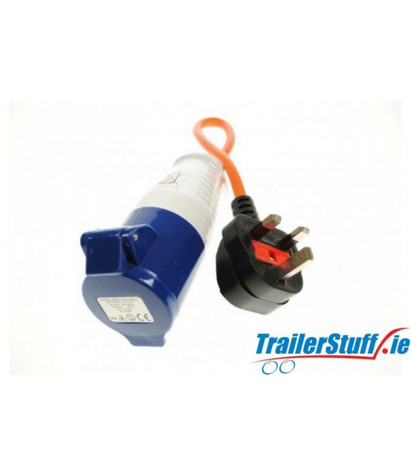 230V UK HOOK-UP LEAD