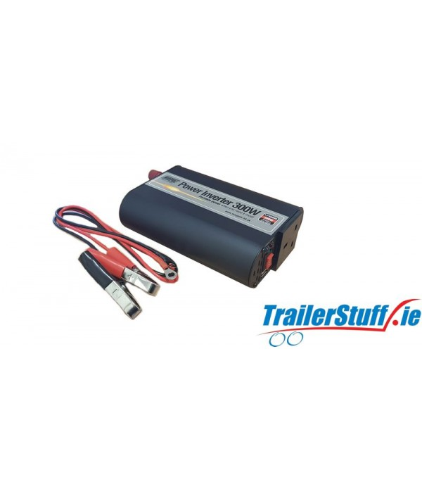 POWER INVERTER 300W 12V - 230V
