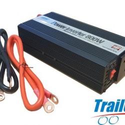 POWER INVERTER 800W 12V - 230V