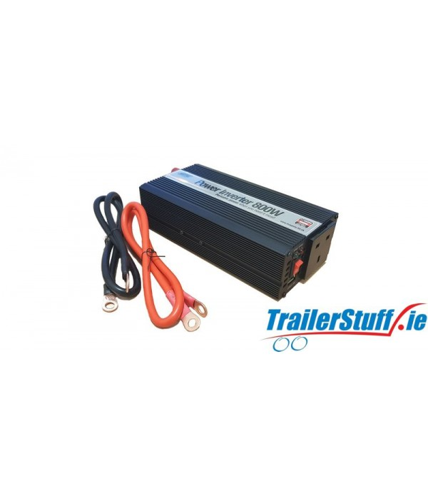 POWER INVERTER 800W 12V - 230V