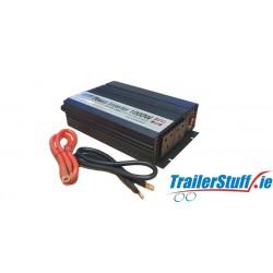 POWER INVERTER 1000W 12V - 230V