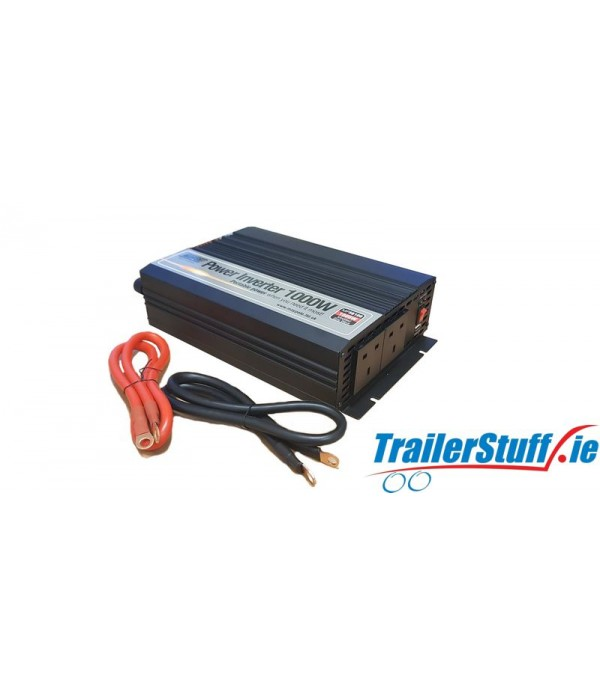 POWER INVERTER 1000W 12V - 230V