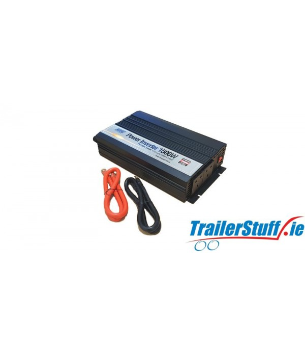 POWER INVERTER 1500W 12V - 230V