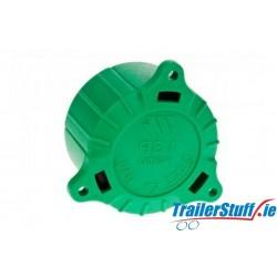 GREEN CAP FOR 8/13 PIN PLUGS