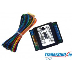 7 Way Electronic Bypass Relay with Sequential Fog Switching