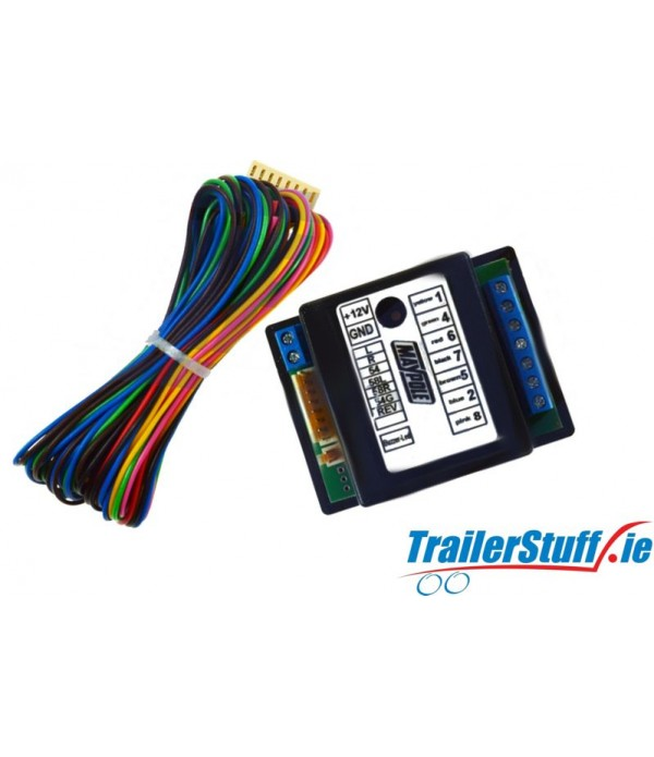 7 Way Electronic Bypass Relay