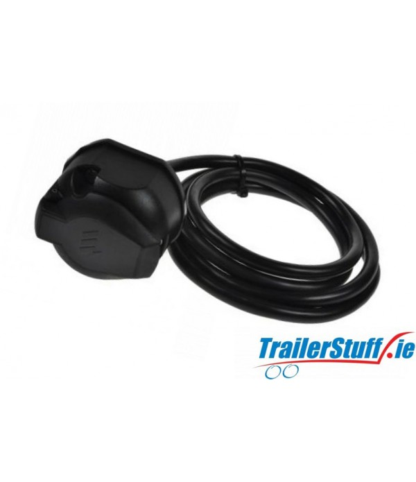 13 PIN SOCKET ASSEMBLY  2.5M 12 Core Cable