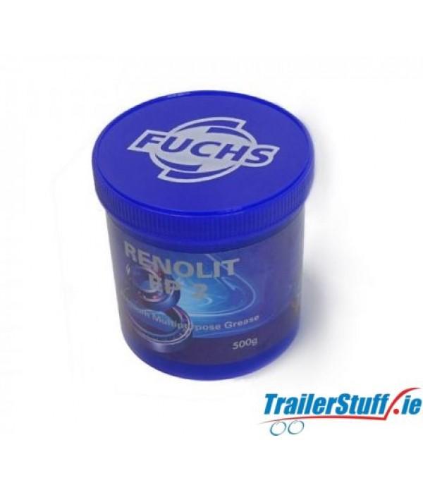Renolit LX EP2 grease 400g.