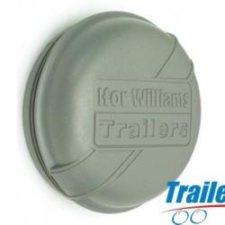 Ifor Williams 76mm. dia. hub cap