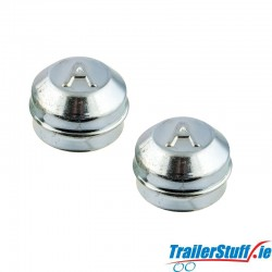 Avonride 47mm grease hub caps pk.2