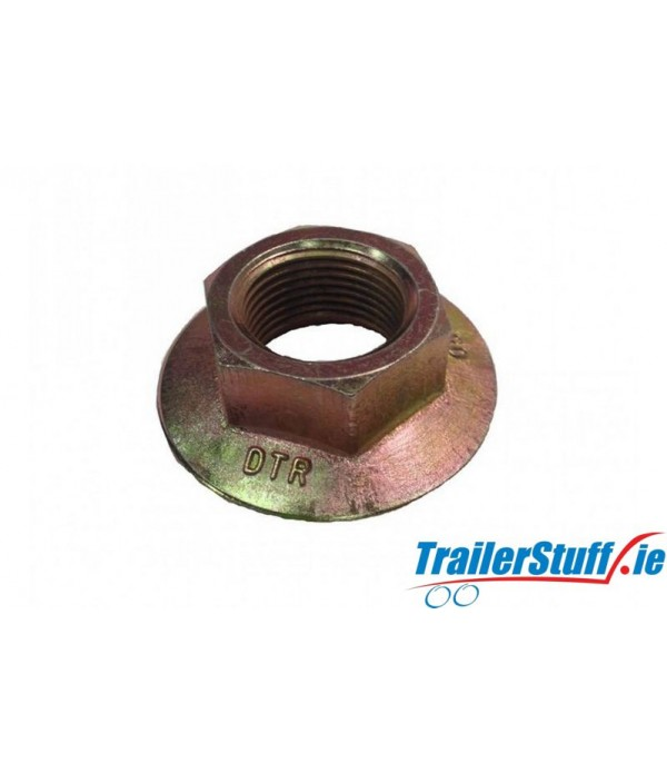 NEUTRAL HUB NUT M24x1.5MM