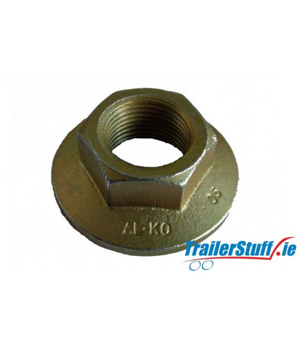 NEUTRAL HUB NUT M27x2MM