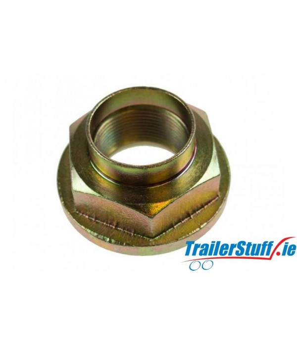 Hub Nut & Washer, M30 46mm