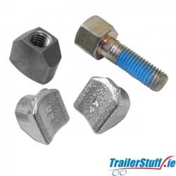 Brake adjuster Knott 160 MK3, 200 and 203