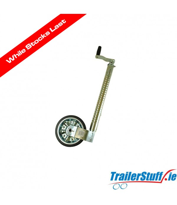 Maypole Heavy Duty Jockey Wheel - 48mm