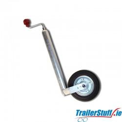 Al-Ko 48mm Jockey Wheel Steel/Rubber