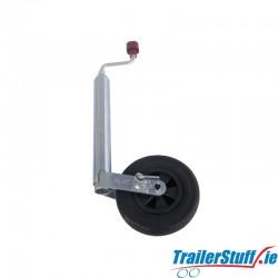 Al-Ko 150kg 48mm Jockey Wheel with Pinstop