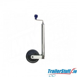 34mm Standard duty telescopic jockey wheel
