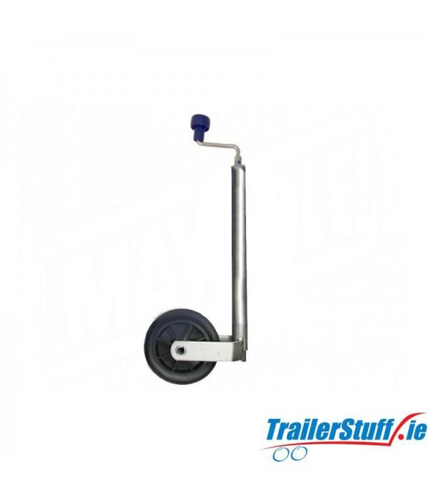 34mm Standard duty telescopic jockey wheel