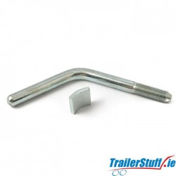 Clamping handle and pad for Bradley HU3 couplings pre 2000