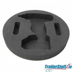 """SPARE WHEEL IMPACT WRENCH HOLDER (13"""") KWT-017-13"""