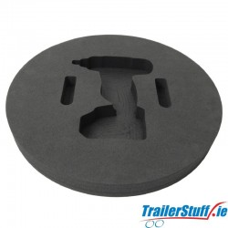 """SPARE WHEEL IMPACT WRENCH HOLDER (18"""") KWT-017-18"""