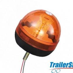 SINGLE BOLT FIXING LED BEACON 12/24V