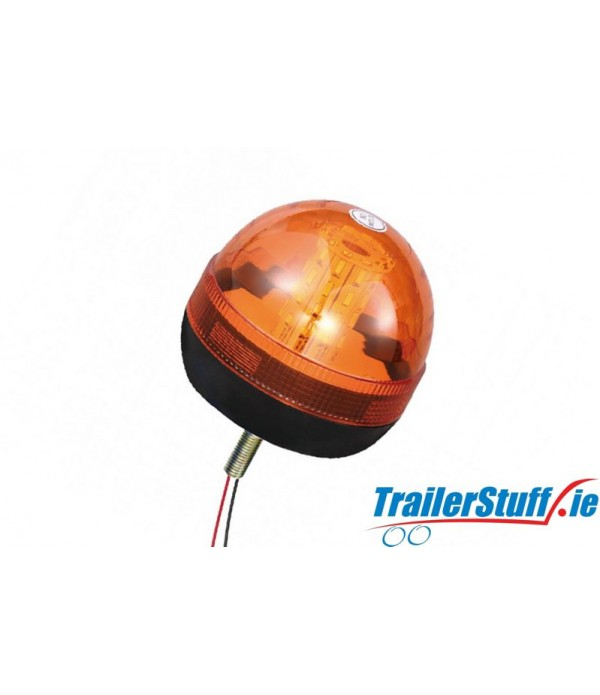 SINGLE BOLT FIXING LED BEACON 12/24V