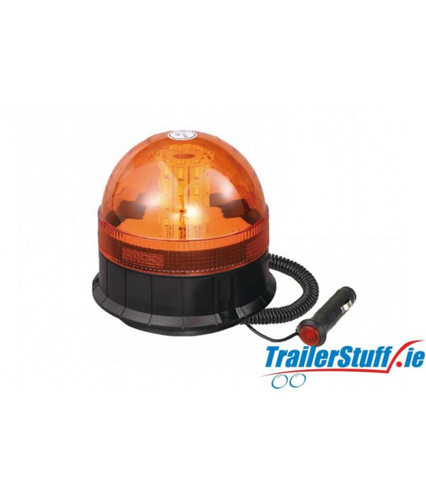 12/24V MAGNETIC LED BEACON R10/IP66
