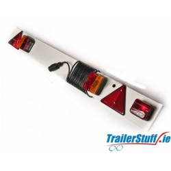 6ft. lighting board, 10m. cable
