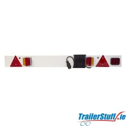 4'6 LED TRAILER BOARD WITH 6M CABLE and FOG