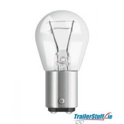 Neolux 566 Bulb 12v 21w 4w Twin Fillament Bulb - Fog / Tail / Brake Light