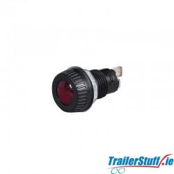 Surface Mounted Warning Light - Red