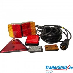 LED Light Kit for up to 8'x6' Trailers