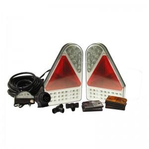 Complete Trailer LED Lighting Kit