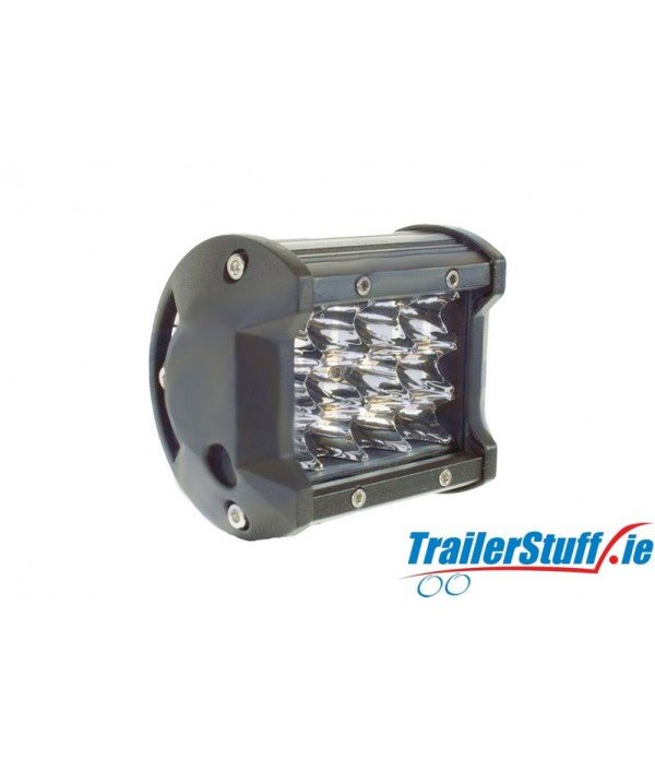 100mm Micro LED Light Bar 12/24v