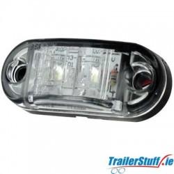 White LED Marker Lamp