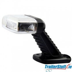 45° LED Rubber Stalk Lamp | Right
