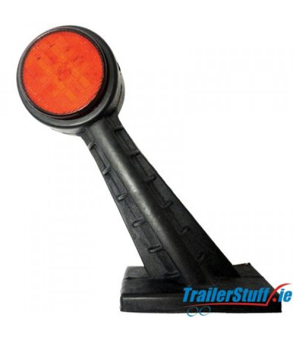 45° LED Stalk Lamp - Left