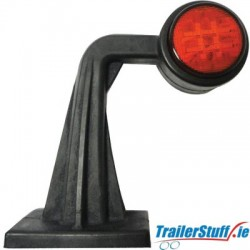 90° LED Stalk Lamp | Right | Rubber Arm