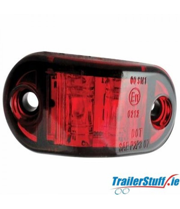 LED Marker Lamp Red
