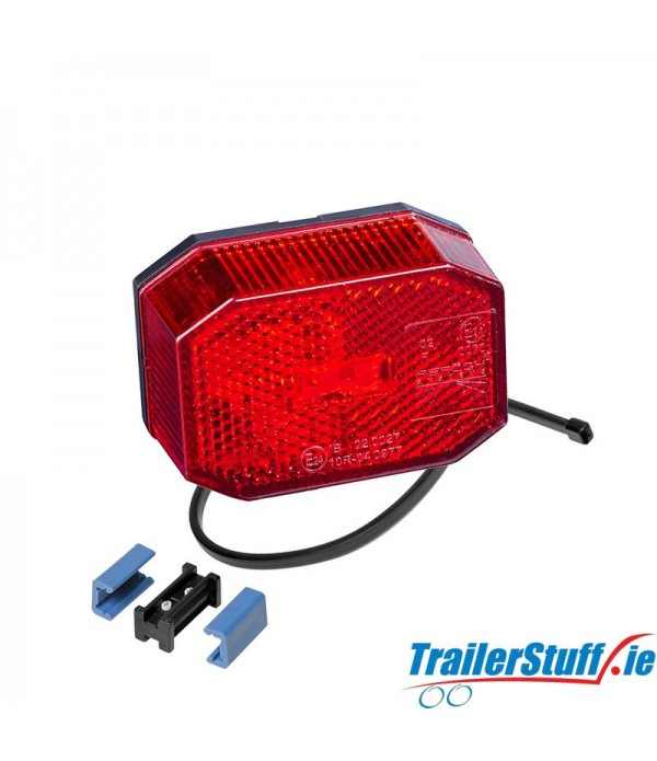 ASPOCK FLEXIPOINT RED LED REARMARKER LIGHT