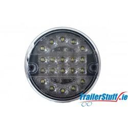 LED REAR ROUND REVERSE LAMP 9-30V