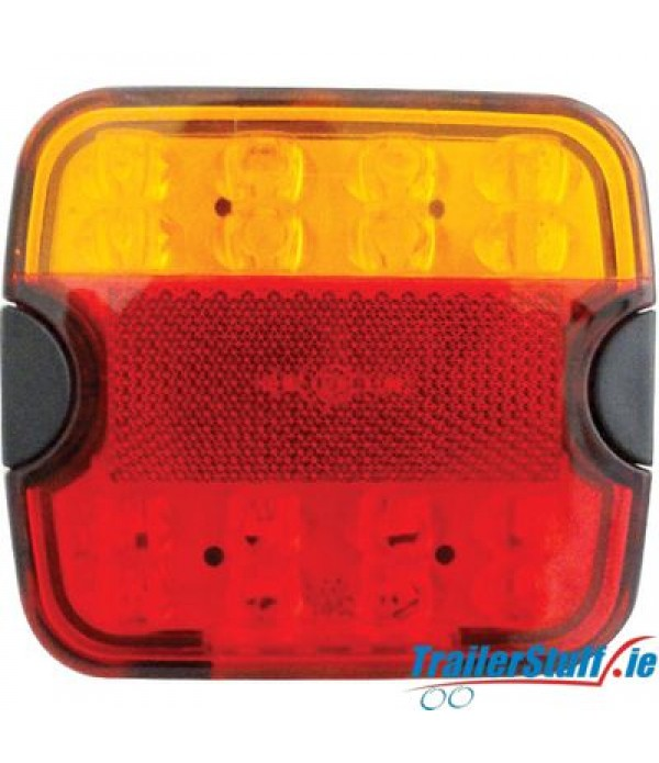 "4"" LED Multifunctional Tail Lamp"