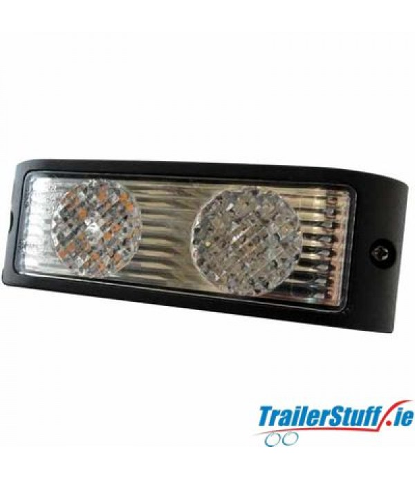 TruckLite Double Module 12V Combi Lamp Suitable for many Ifor Williams trailers