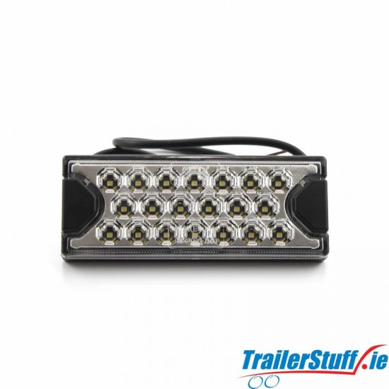 Aspock Mini LED II Multifunction Tail Light