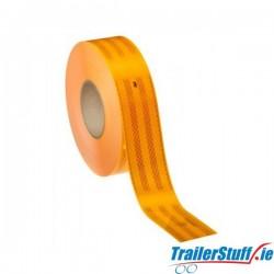 3M Yellow reflective tape, price per meter