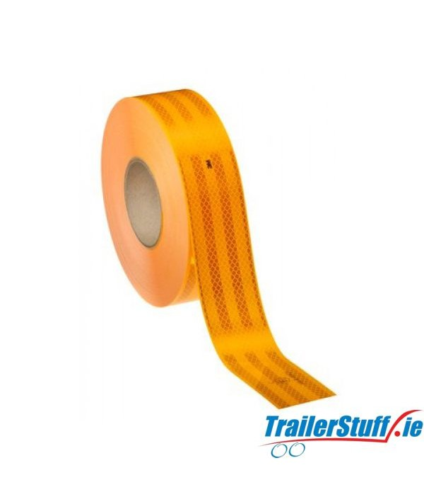 3M Yellow reflective tape, price per meter
