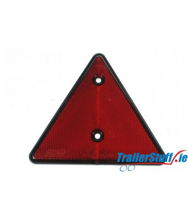 Trailer triangle, plain