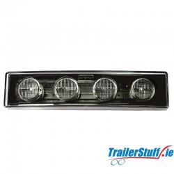 Boreman Scania LED Visor Lamp to suit 4 and R Series